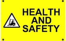 CSCS Health and Safety Information
