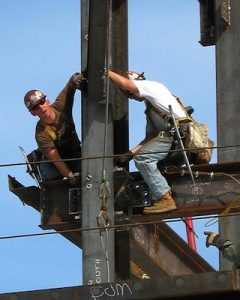 Working at height cscs safety