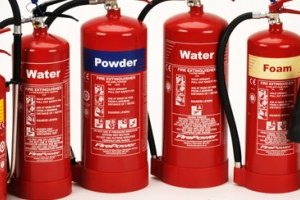 Types of Fire Extinguishers – Health and Safety Revision