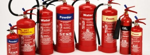 Types of fire extinguishers and their uses cscs health and safety types of fire extinguishers thecheapjerseys Images