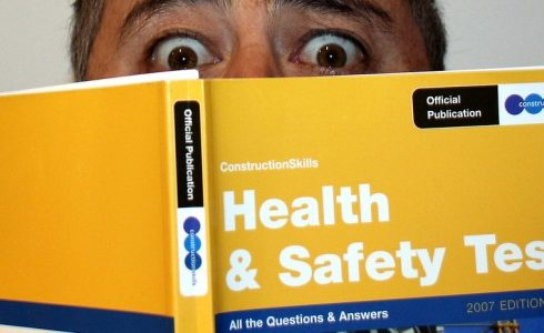 CSCS Health and Safety Training Mock Test