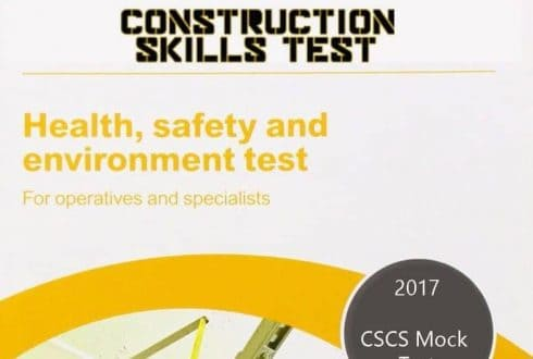 CSCS Test For Operatives Full Test PDF