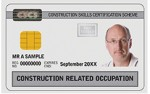 cscs card test white card