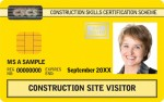 cscs test yellow card