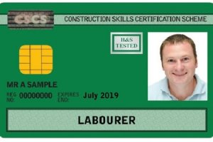 CSCS Green Card Changes – Labourer Card