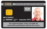 black cscs card for managers