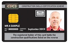 Black CSCS Card: Management