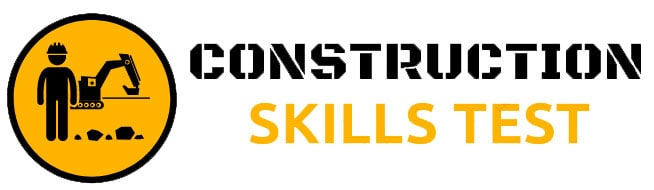 Construction Skills Test Logo