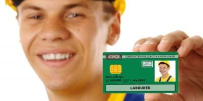 Benefits of the CSCS Card