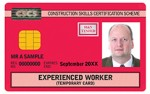 experienced cscs card test card
