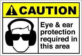 eyes and ears protection