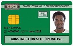 cscs card test green card