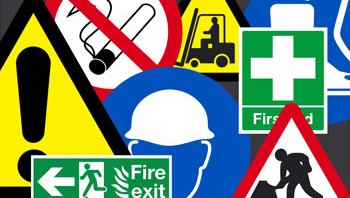 Safety Signs and Their Meanings – CSCS Revision Notes