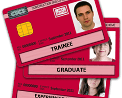 Red CSCS Card: Trainee